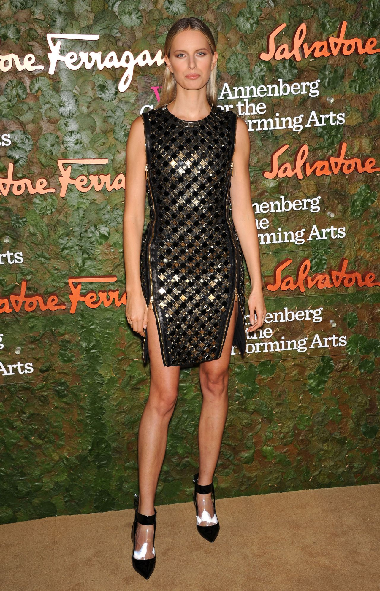 Karolina Kurkova at Wallis Annenberg Center Gala