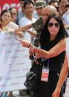 Kate Beckinsale at Qingdao Oriental Movie Metropolis launch in Qingdao