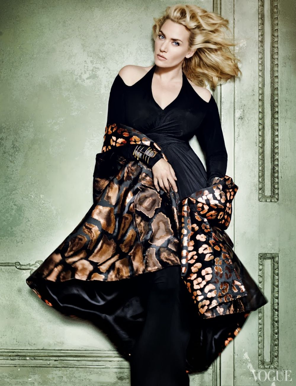 Kate Winslet - Vogue USA November 2013 Issue
