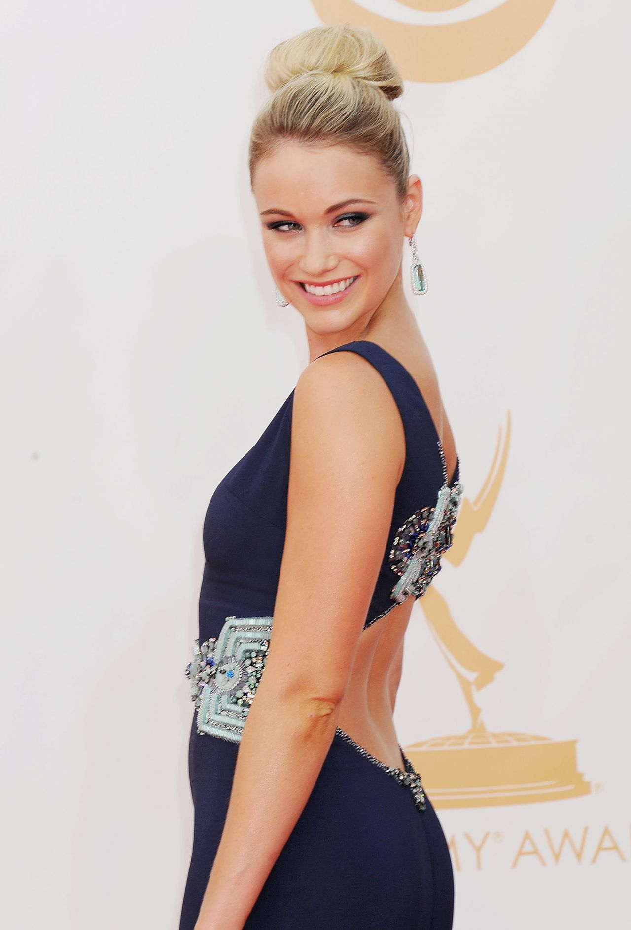 Katrina Bowden - 65th Annual Primetime Emmy Awards in Los Angeles