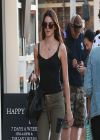 Kendall Jenner Street Style - Out in Hollywood
