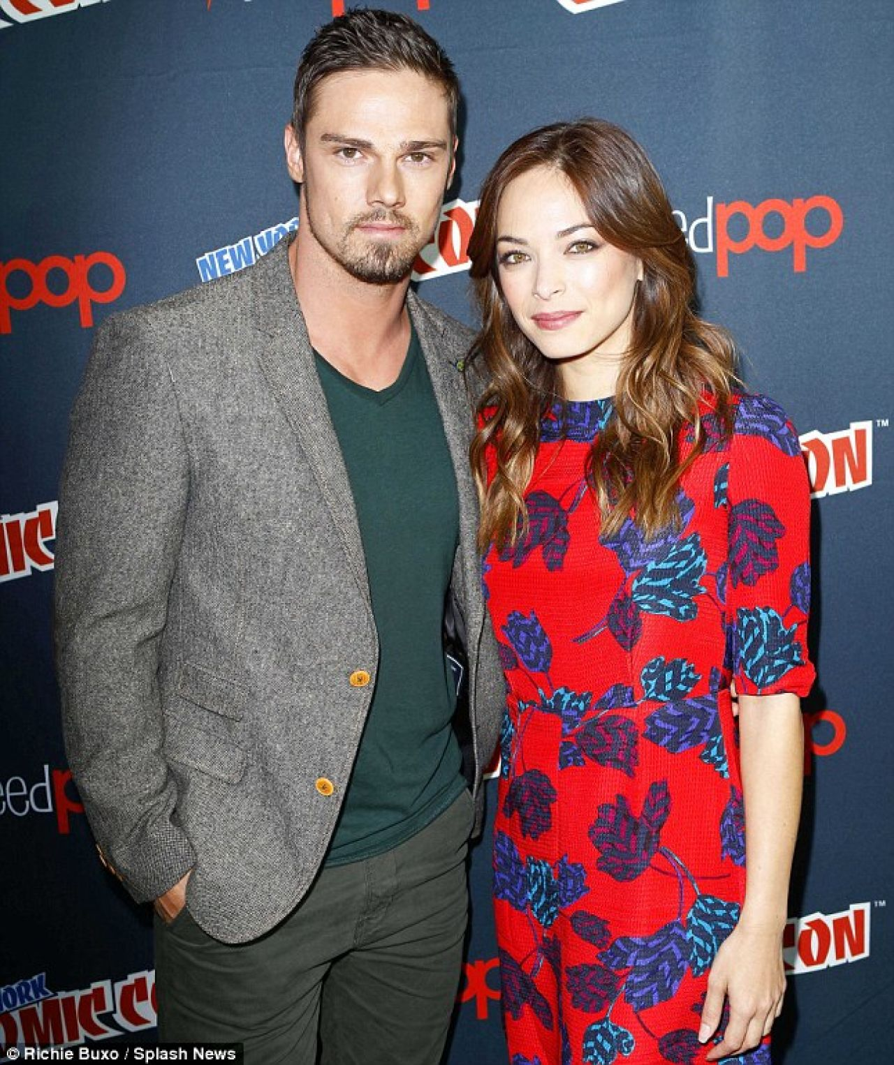 Kristin Kreuk at New York Comic Con