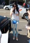 Kylie Jenner in Jeans in West Hollywood, Los Angeles