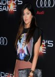 Kylie Jenner Red Carpet Photos - ENDER'S GAME - Los Angeles Premiere