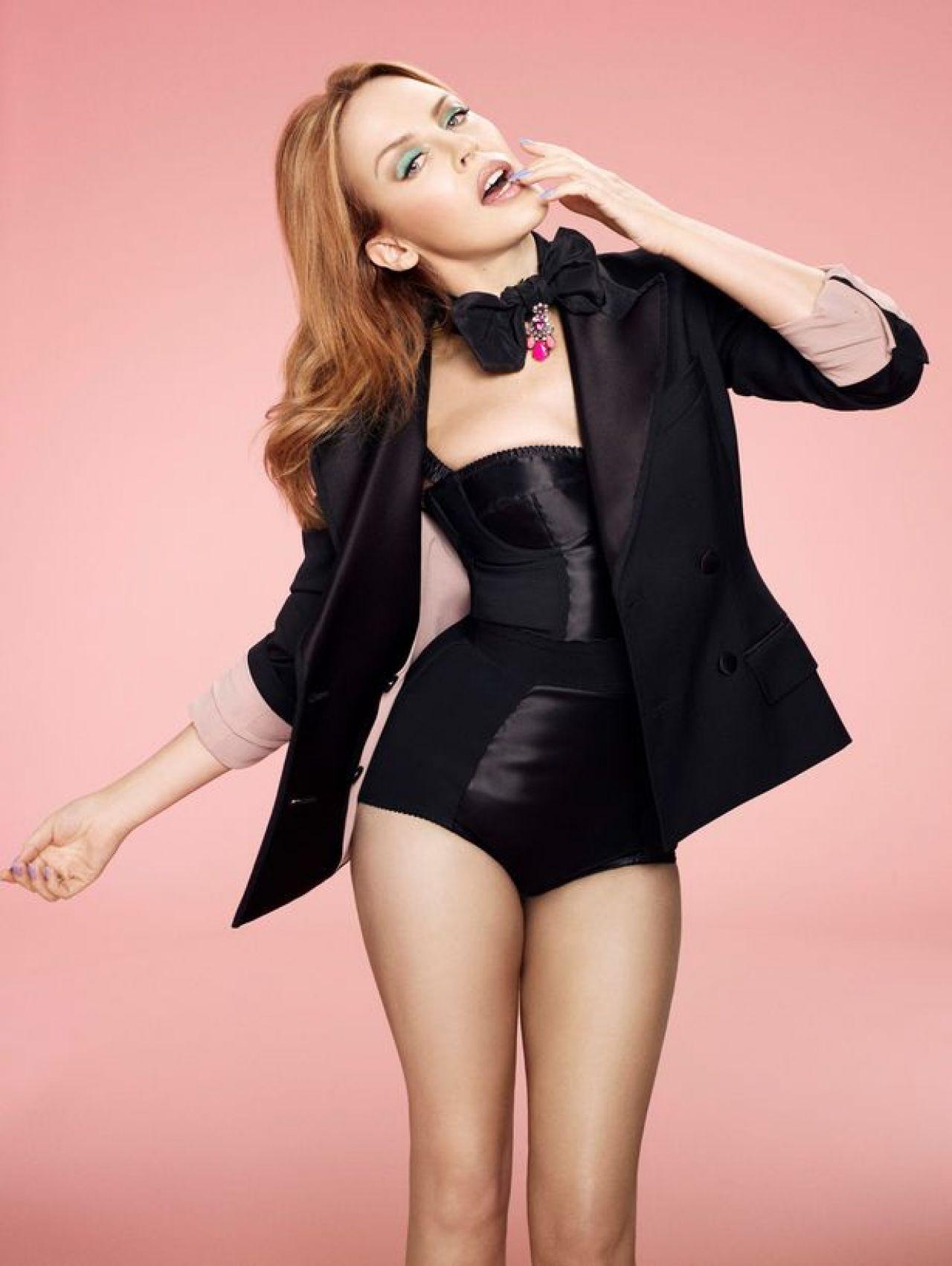 Kylie Minogue – Calendar 2014