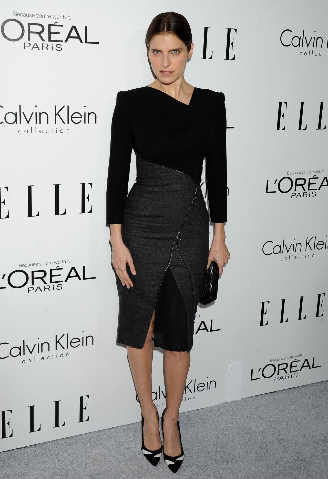 Lake Bell - ELLE's 20th Annual Women Red Carpet