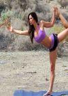 Leilani Dowding - Yoga in Desert