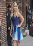 Lindsey Vonn Arriving at the