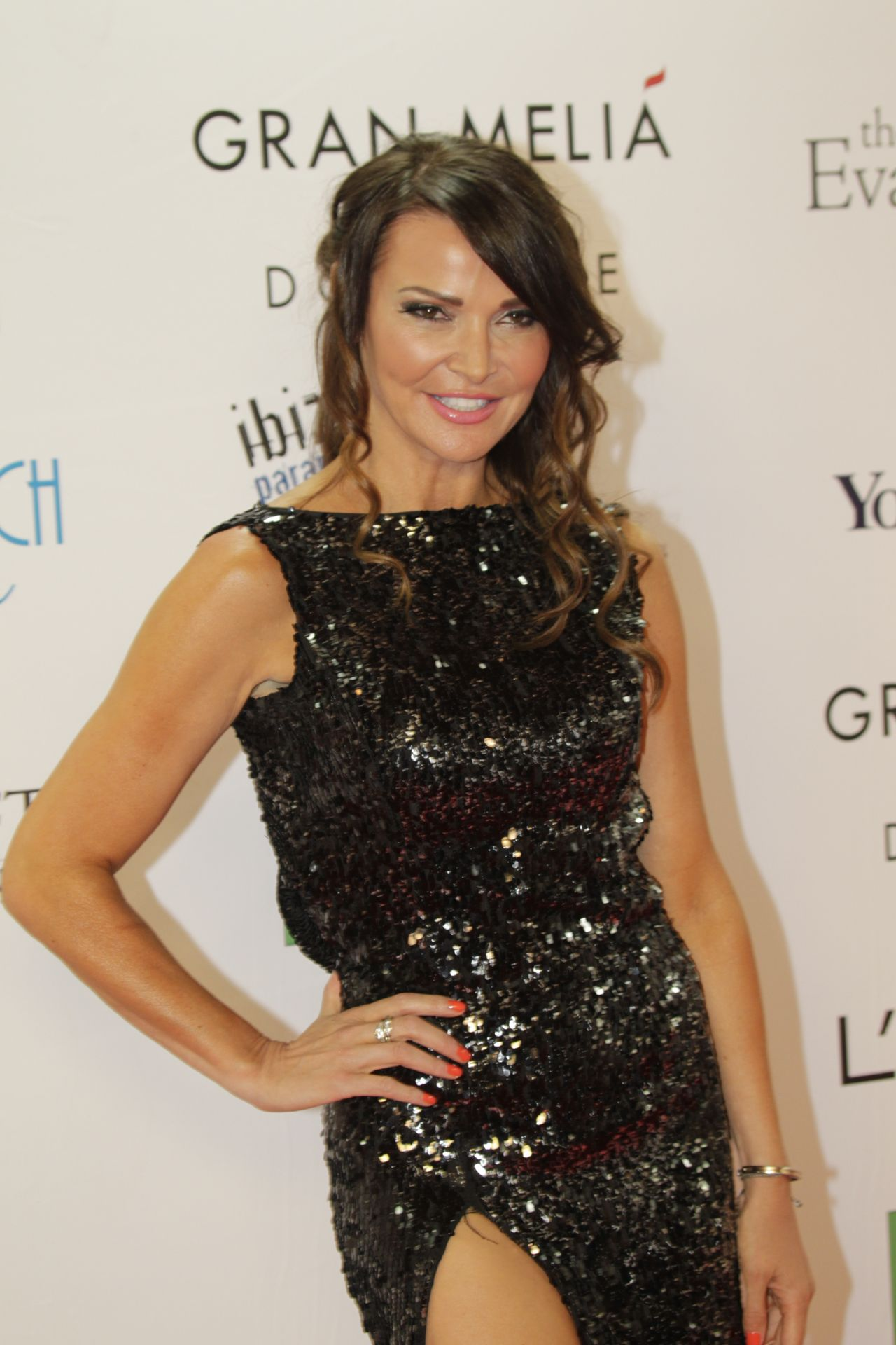 Lizzie Cundy Hosted the Global Gift Gala in Marbella for Charity