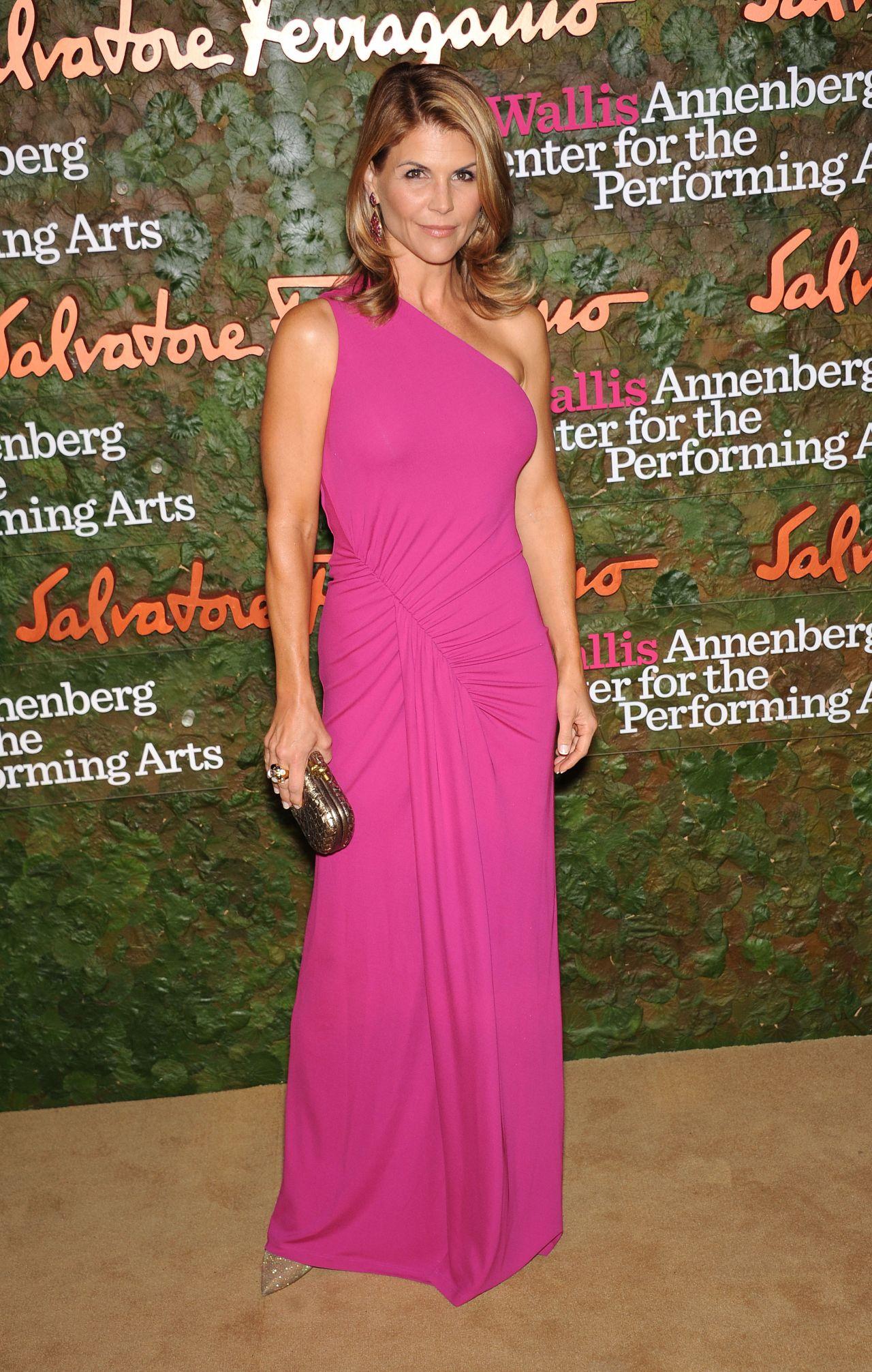Lori Loughlin at Wallis Annenberg Center Gala