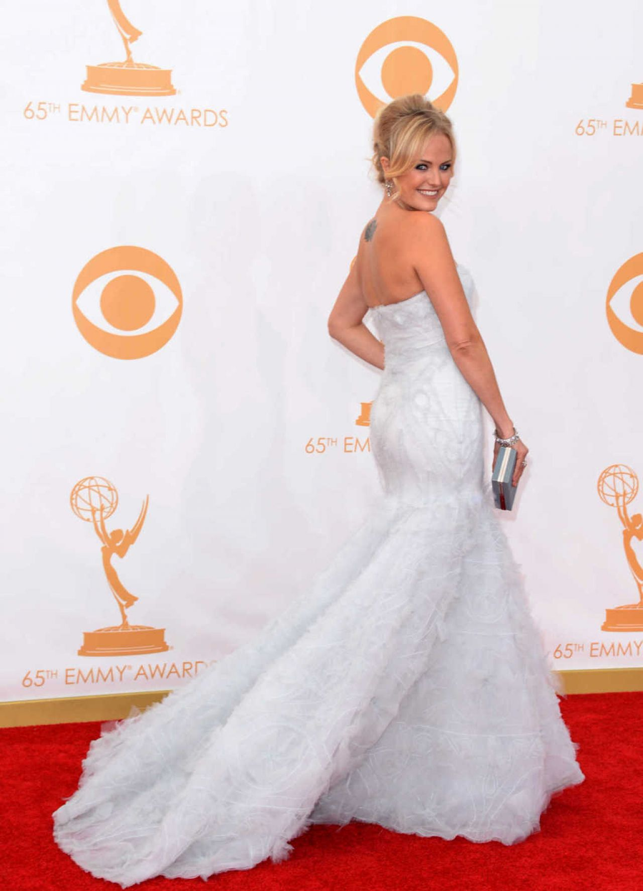 Malin Akerman - 65th Annual Primetime Emmy Awards in Los Angeles