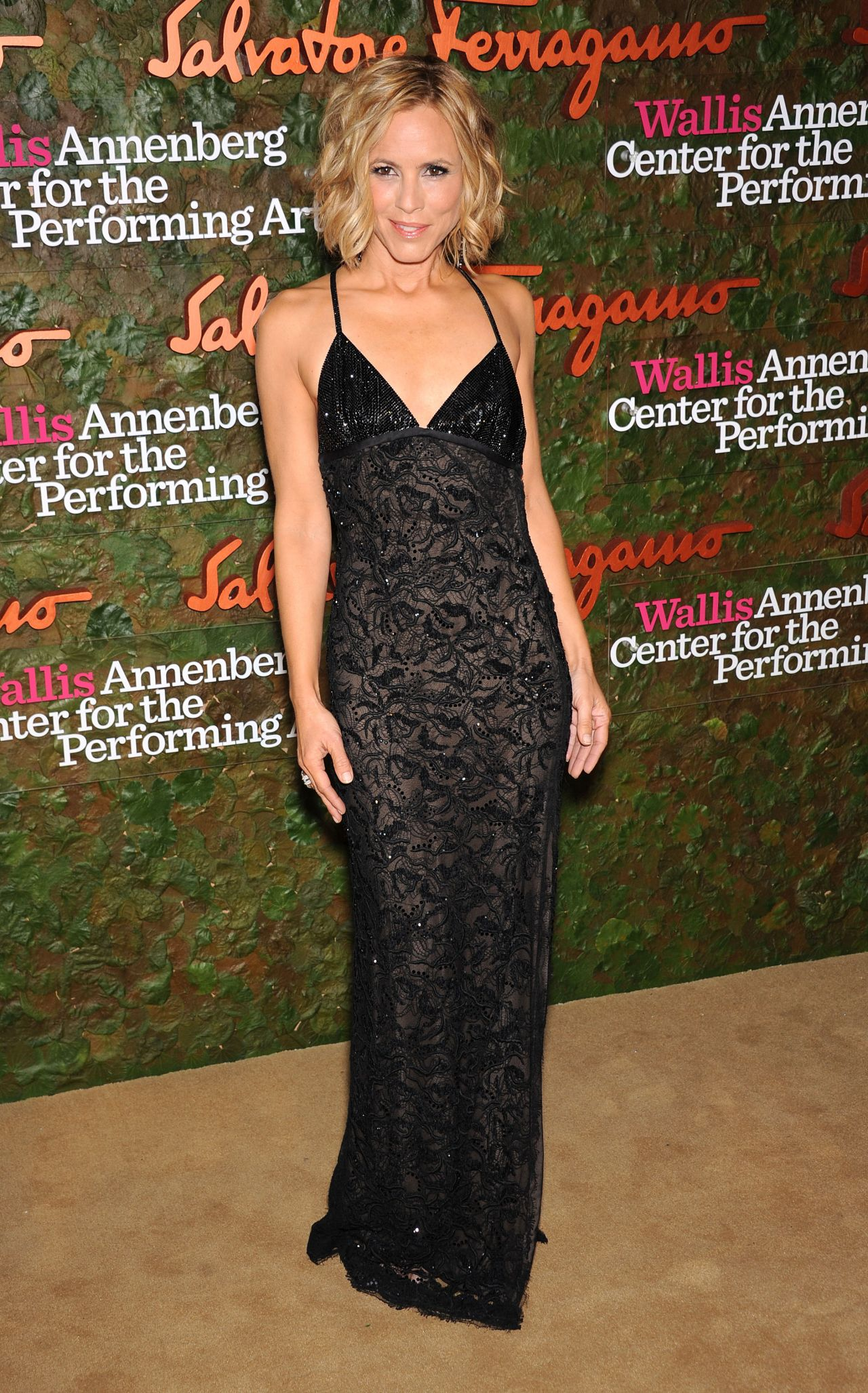 Maria Bello at Wallis Annenberg Center Gala