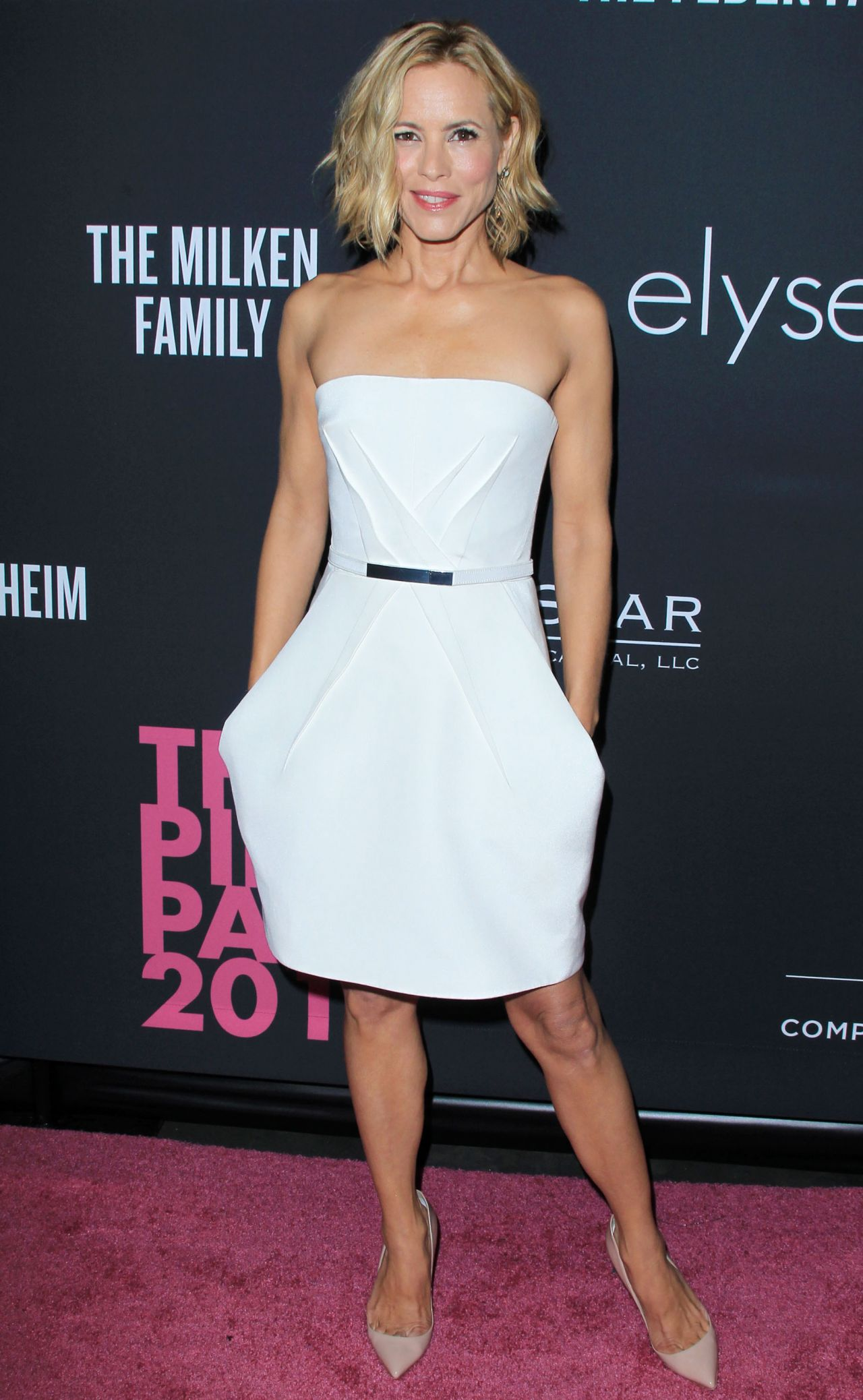 Maria Bello - Elyse Walker Presents The Pink Party 2013