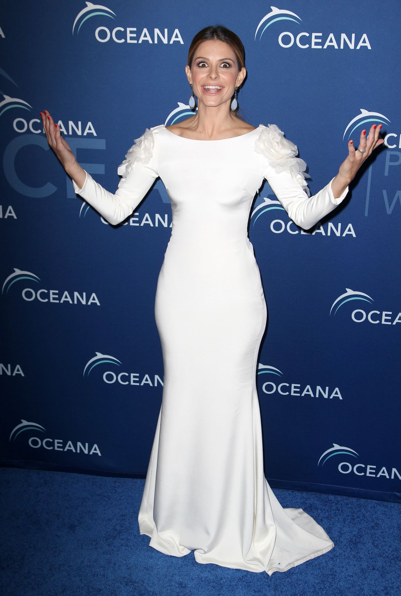 Maria Menounos at 2013 Oceana