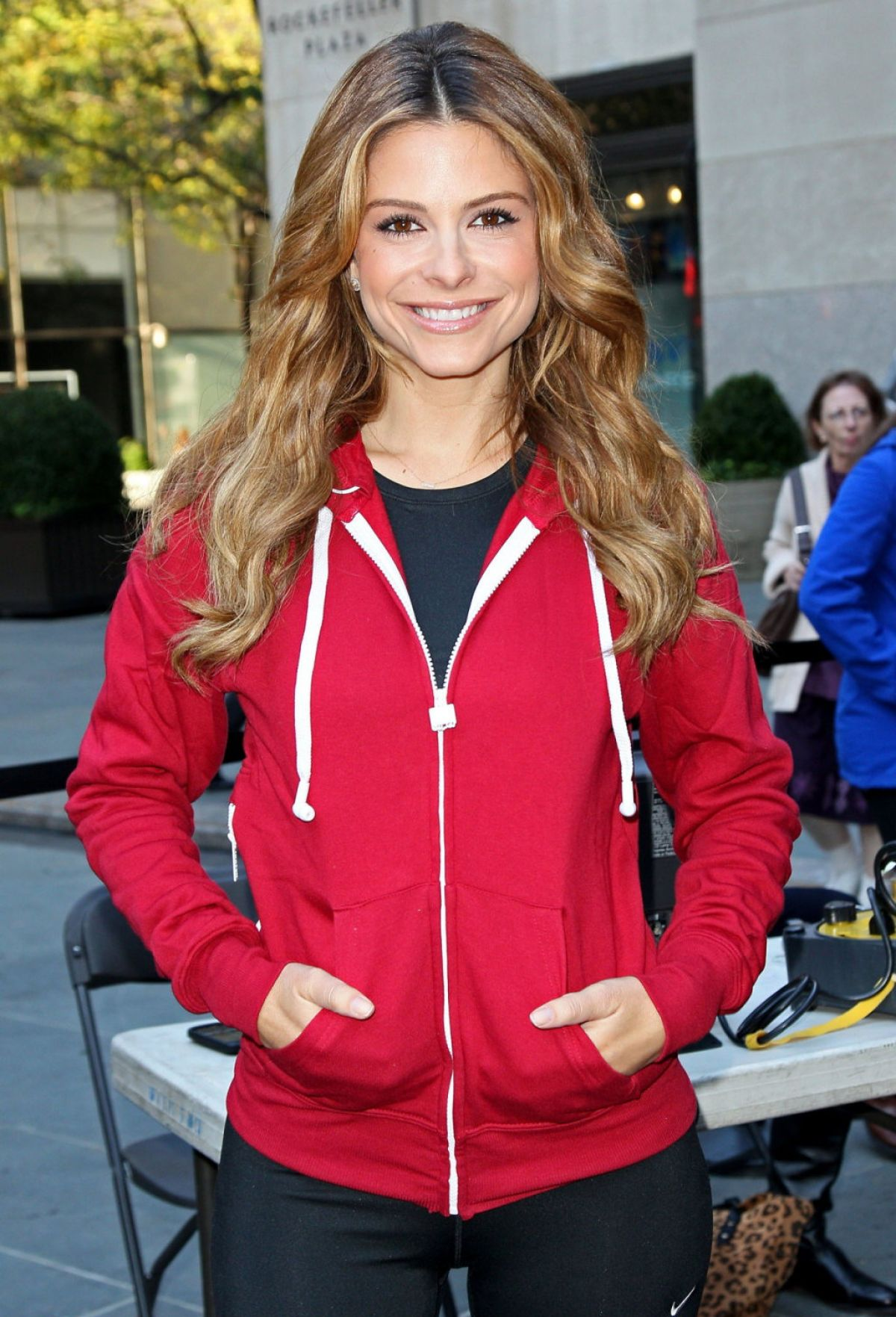 Maria Menounos - Red Hot Secrets For Staying Healthy Event -6496