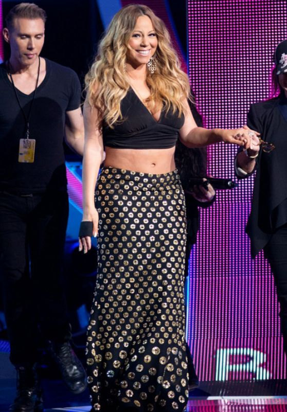 Mariah Carey at BET