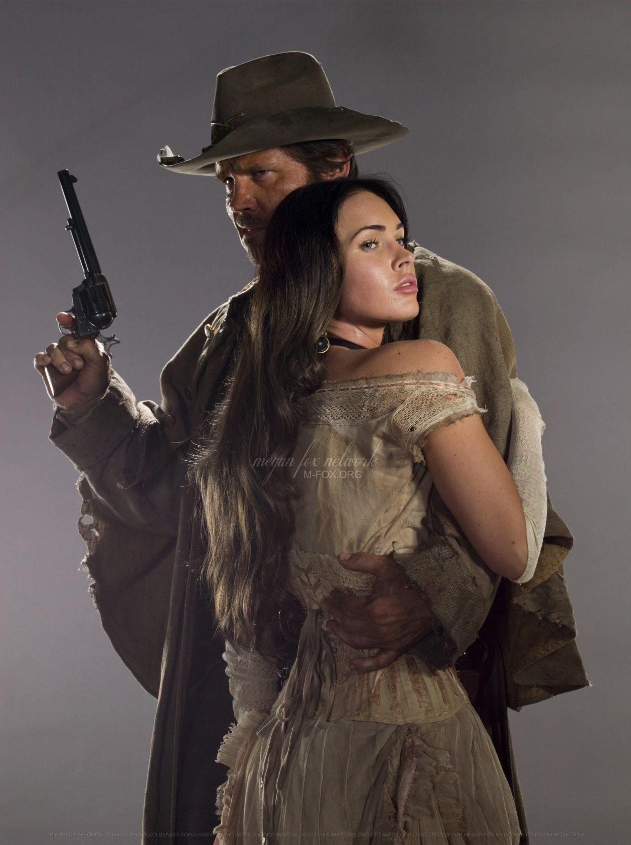Megan Fox Jonah Hex Promos