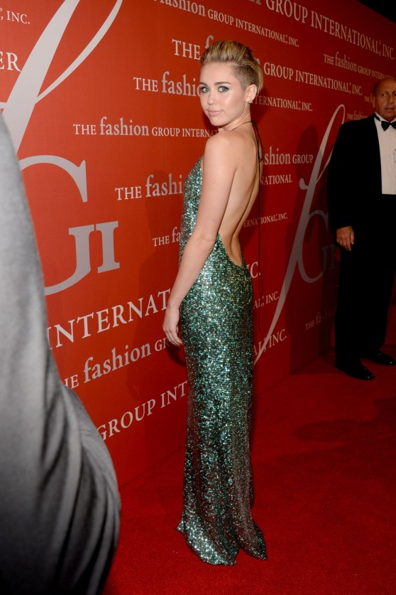 Miley Cyrus - 30th Annual Night Of Stars in New York City