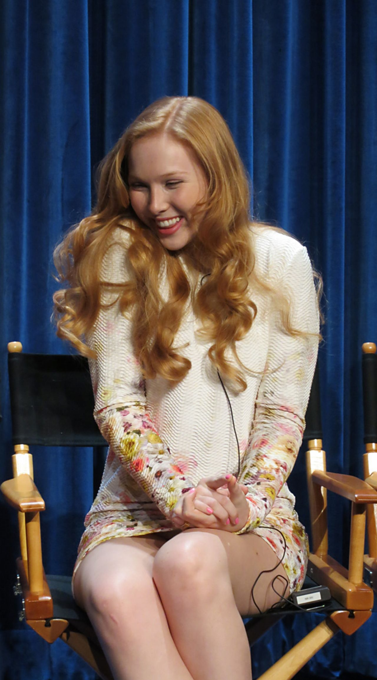 Molly Quinn Paleyfest An Evening With Castle Event In