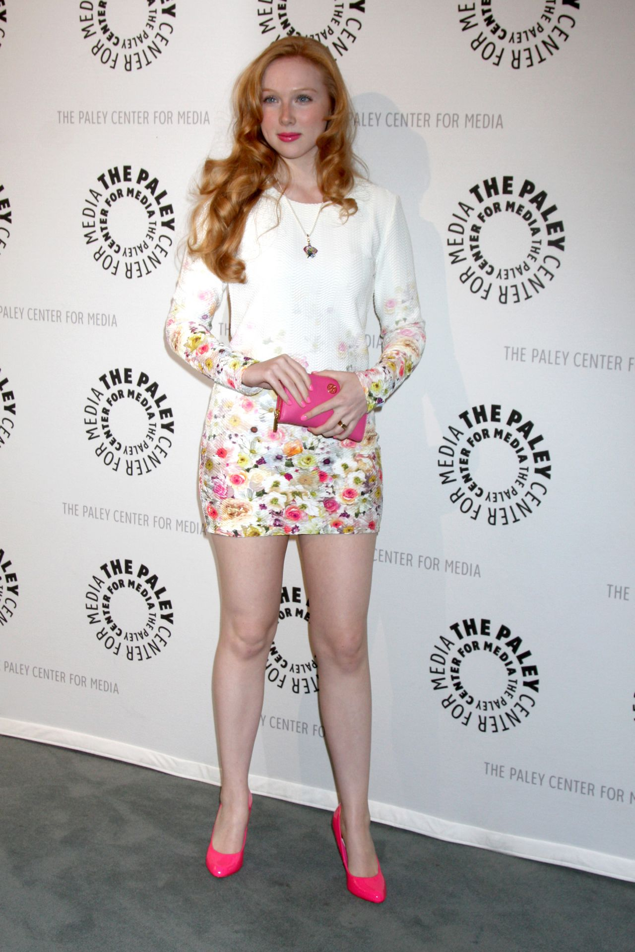 Molly Quinn - PaleyFest An Evening with Castle Event in Beverly Hills