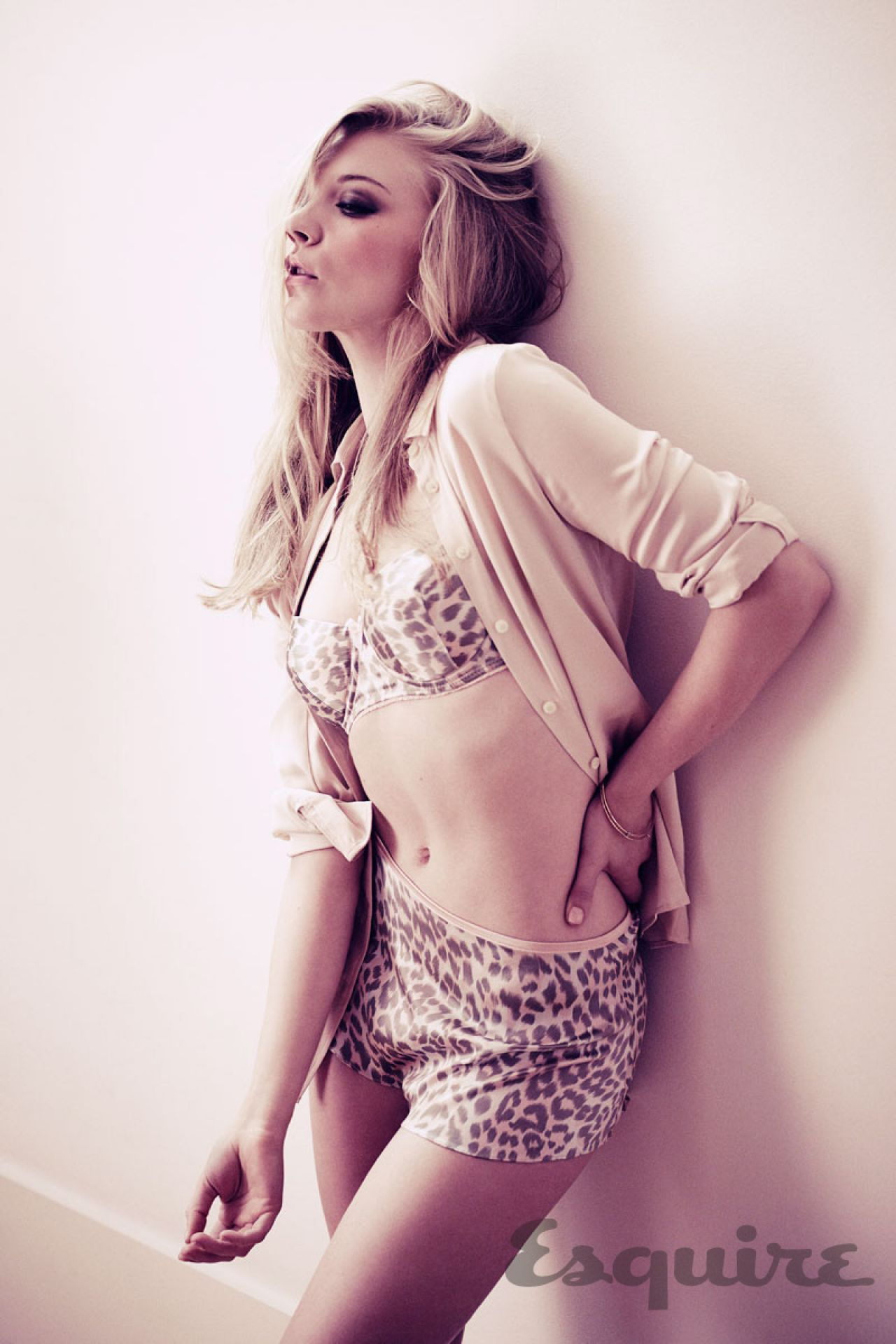 Natalie Dormer - Esquire Magazine, November 2013