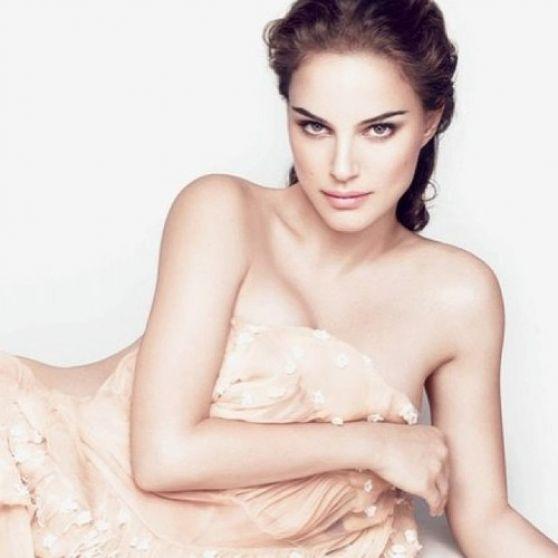 Natalie Portman - Diorskin Parfume Ads