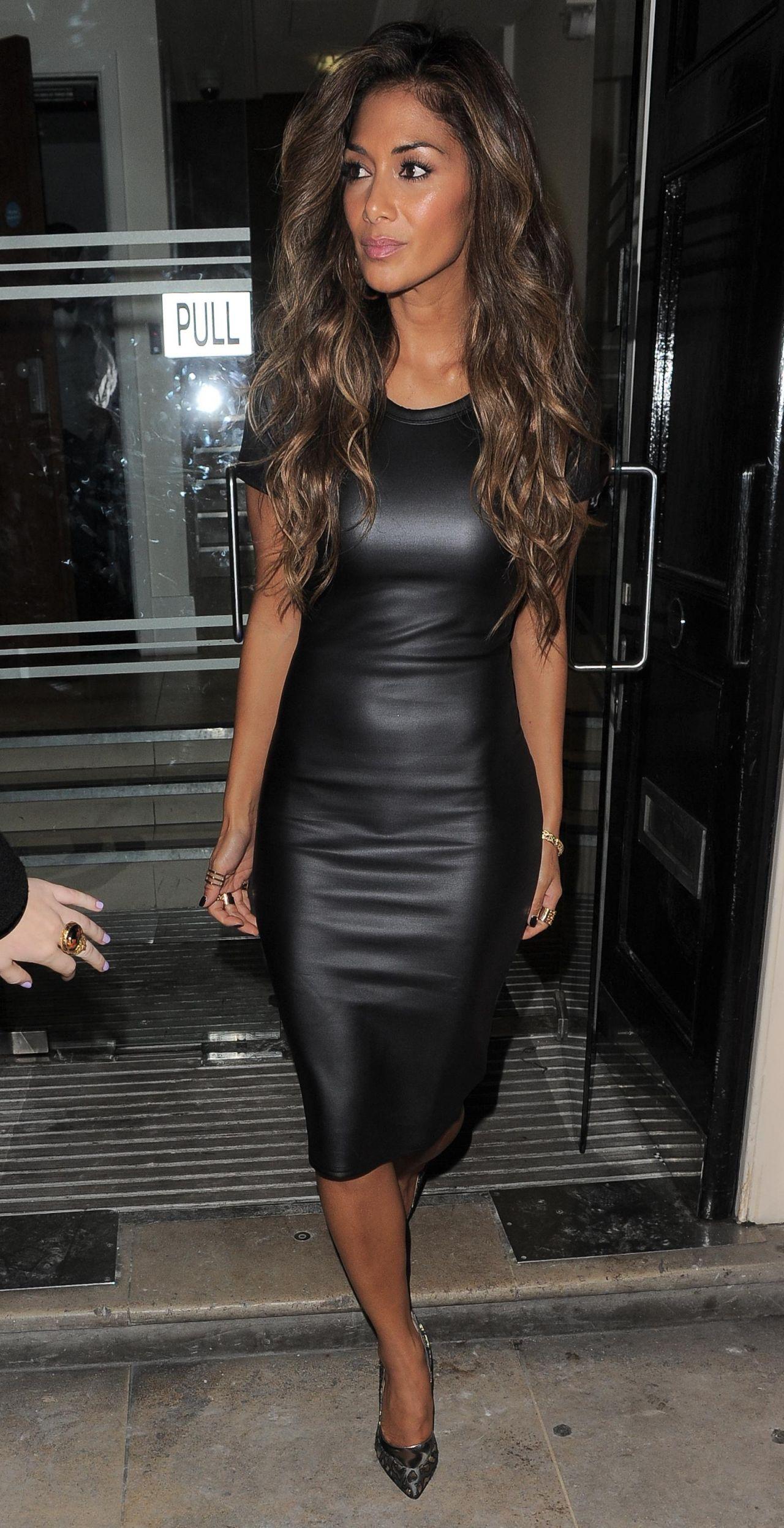 Nicole Scherzinger 2013 Street Style Nicole Scherzinger Str...