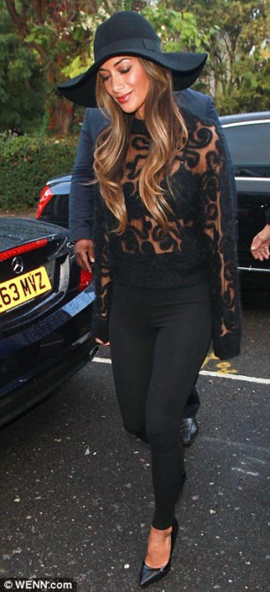 Nicole Scherzinger 2013 Street Style Nicole Scherzinger 201...