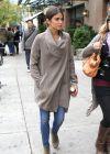 Nikki Reed in New York City, October 2013