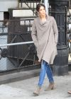 Nikki Reed in New York City, October 2013