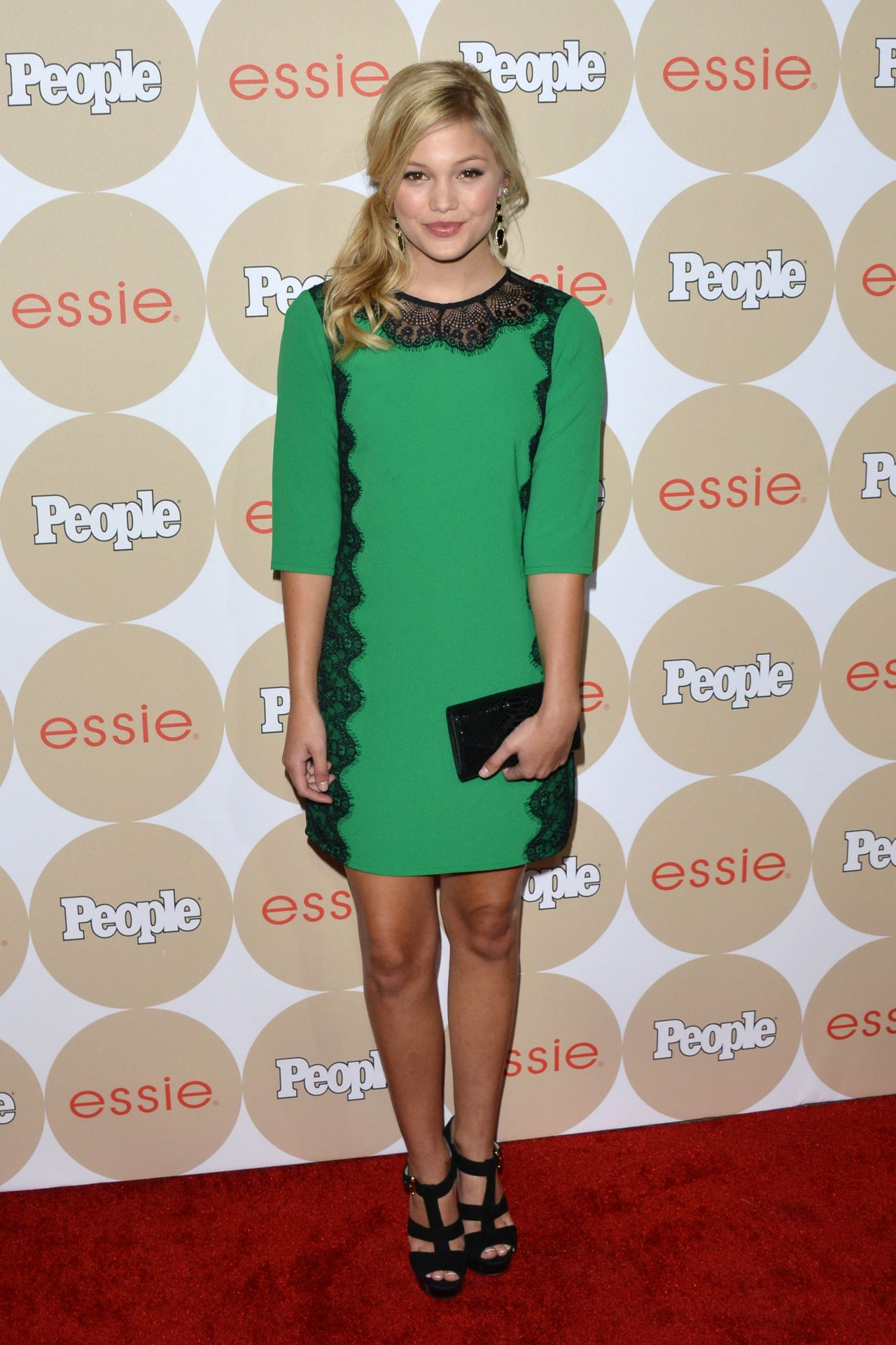 Olivia Holt - People