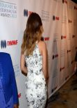 Olivia Wilde at IWMF Journalism Awards