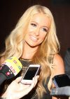 paris hilton single release party for her single