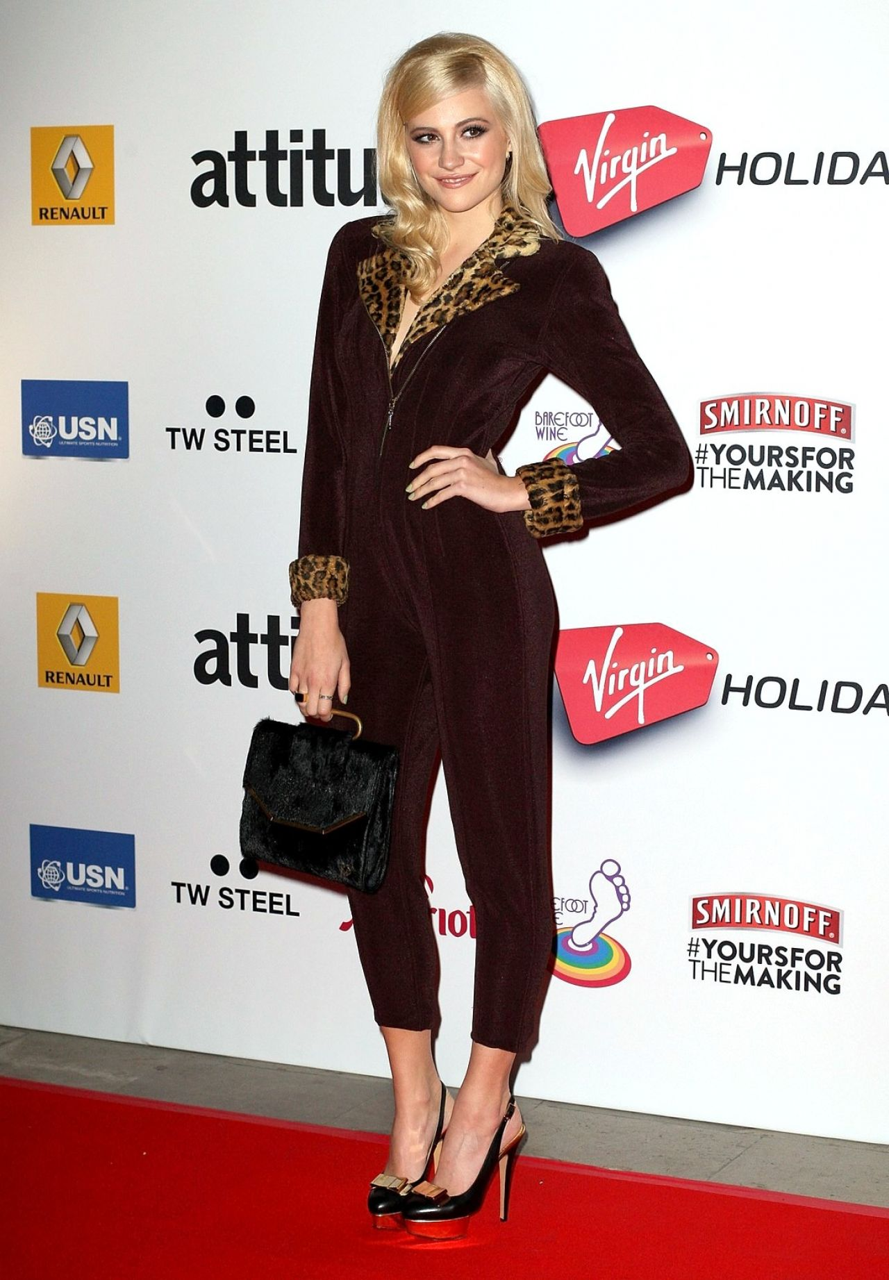 Pixie Lott - Attitude Magazine Awards in London