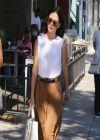Rachel Bilson at Urth Caffe in Beverly Hills