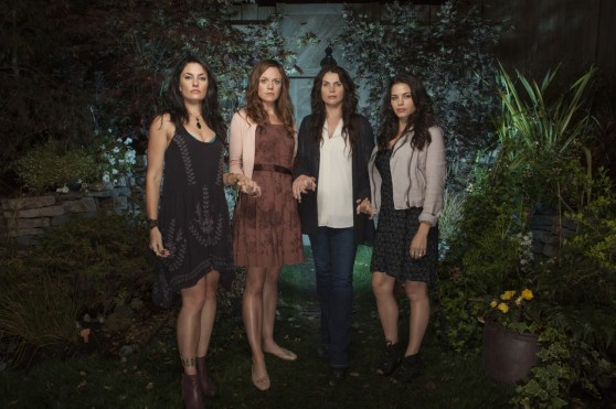 Rachel Boston - Witches of East End - Season 1 Promo Photo