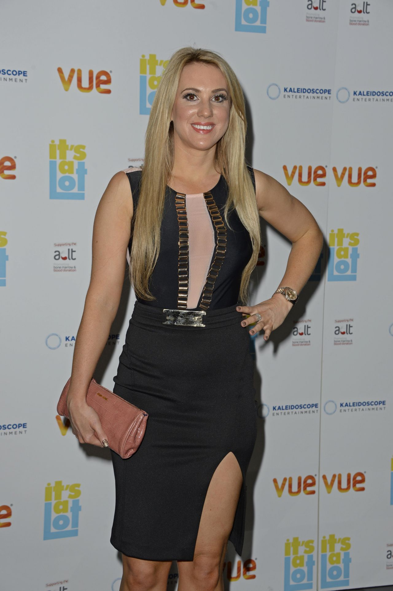 Rebecca Ferdinando at Premiere of