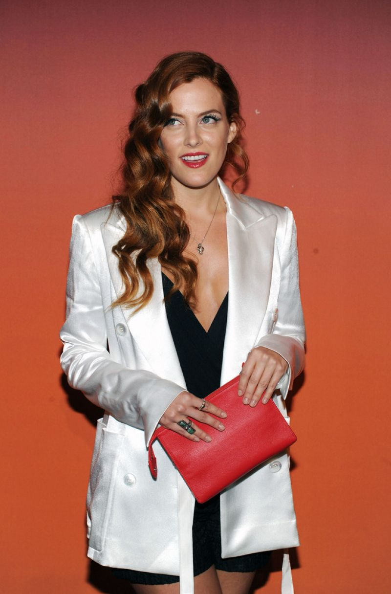 Riley Keough at 2013 Whitney Gala And Studio Party in NYC