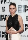 Rooney Mara at Closing Night Gala Presentation Of HER at New York Film Fest