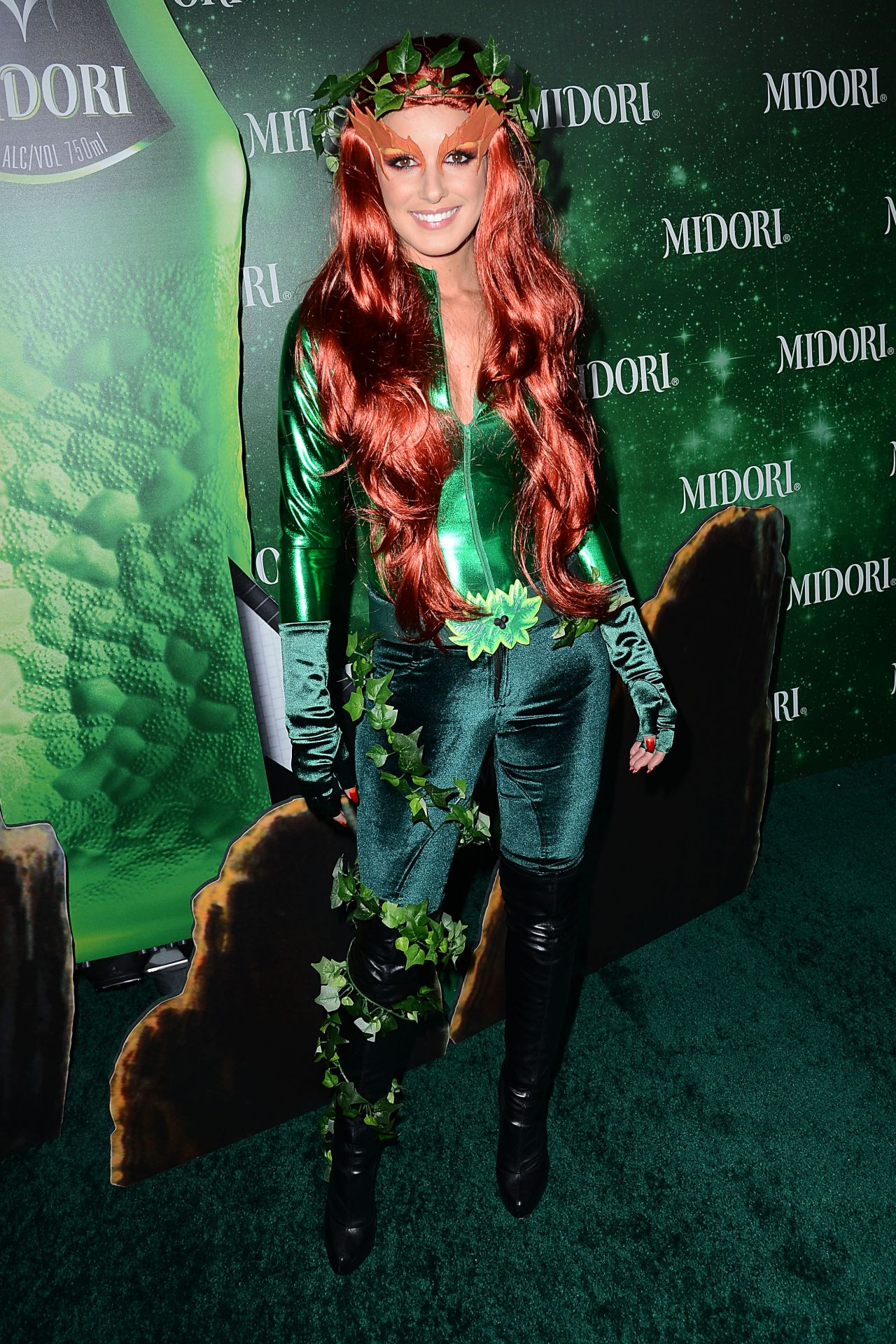 shenae grimes 3rd annual midori green halloween party in west hollywood - Halloween Parties In Hollywood