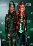 Shenae Grimes - 3rd Annual Midori Green Halloween Party in West Hollywood