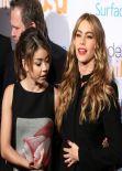 Sofia Vergara Red Carpet Photos - Modern Family Fan Appreciation Day in Westwood