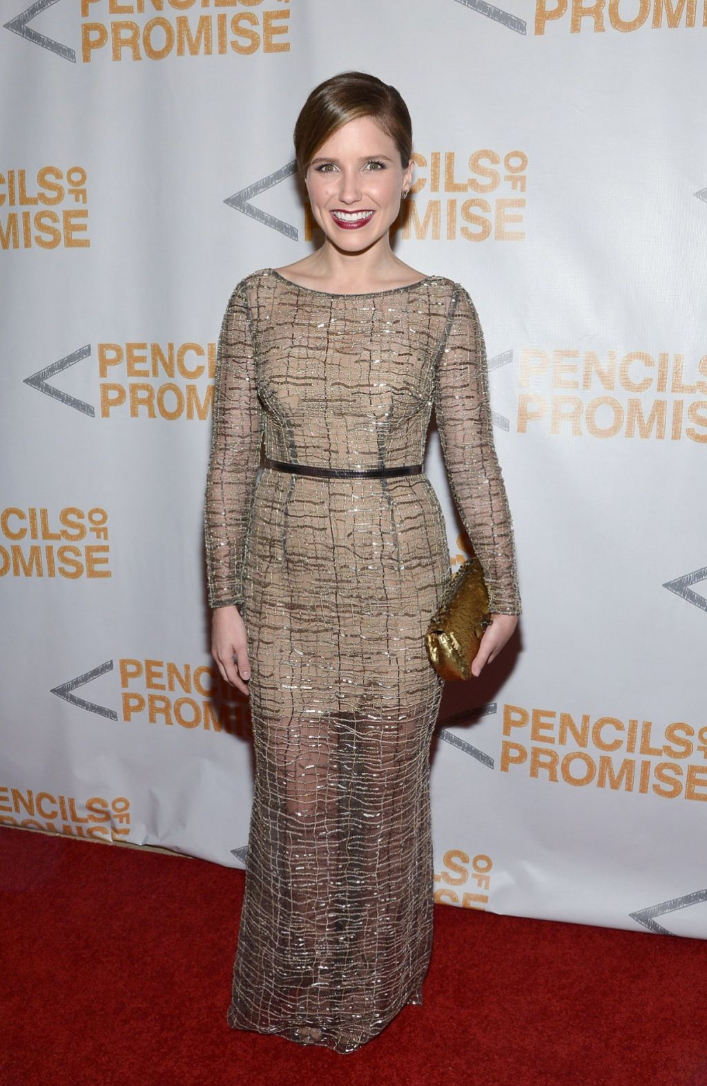 Sophia Bush - Third Annual Pencils of Promise Gala in New York City