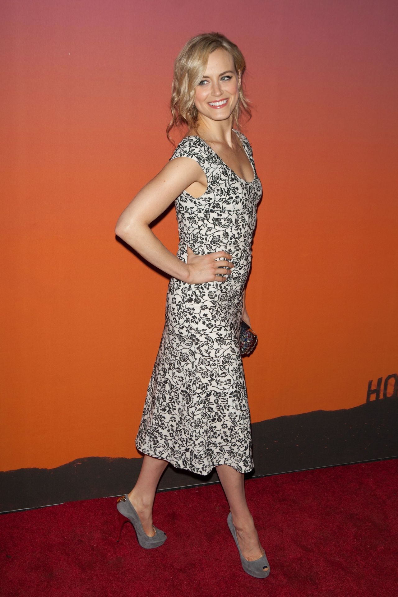 Taylor Schilling at 2013 Whitney Gala And Studio Party
