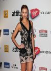 Una Healy Stunning at Red Carpet  - Attitude Magazine Awards