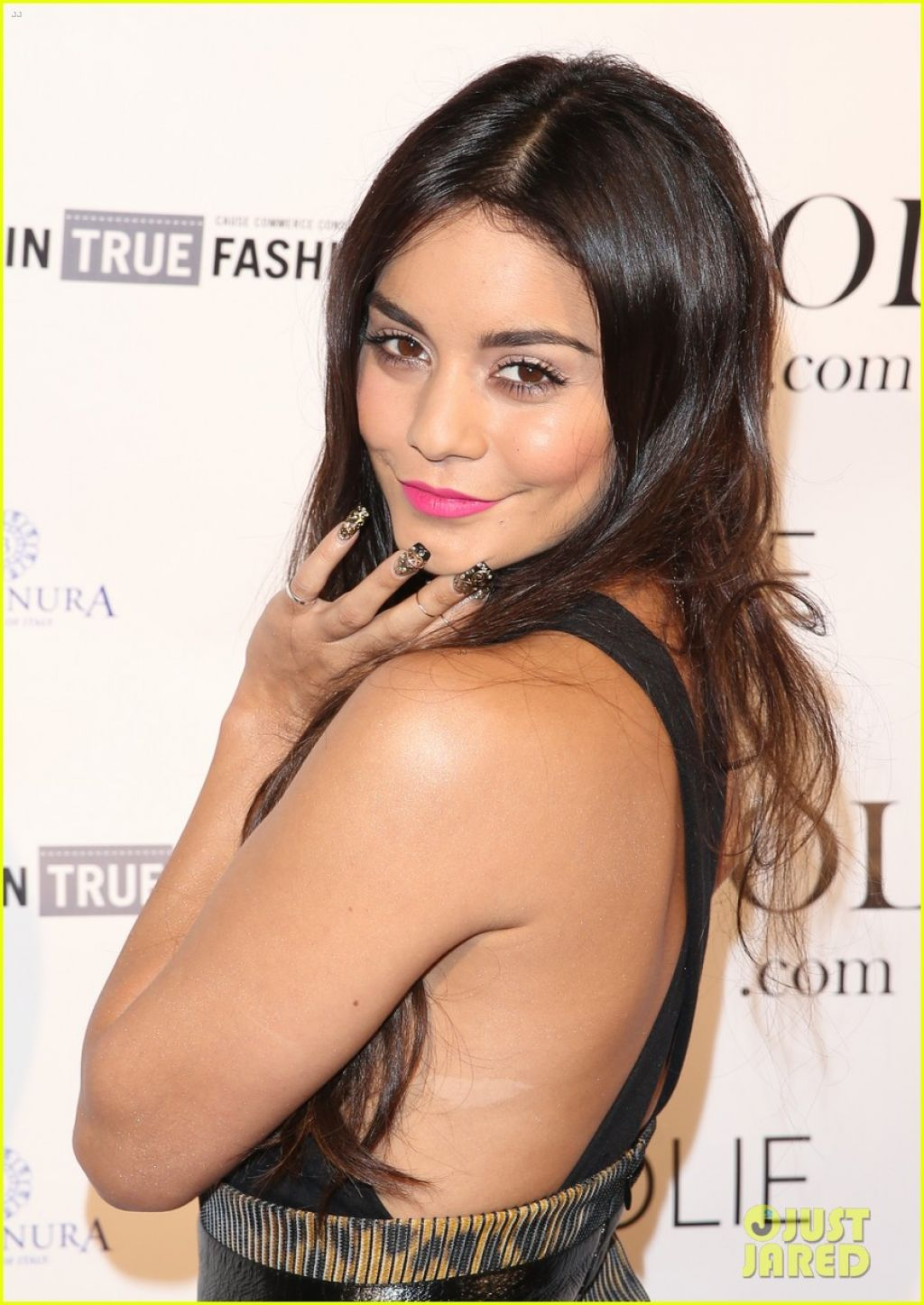 Vanessa Hudgens at LaJolie.com Launch Party