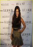 Vanessa Hudgens at LaJolie.com Launch Party