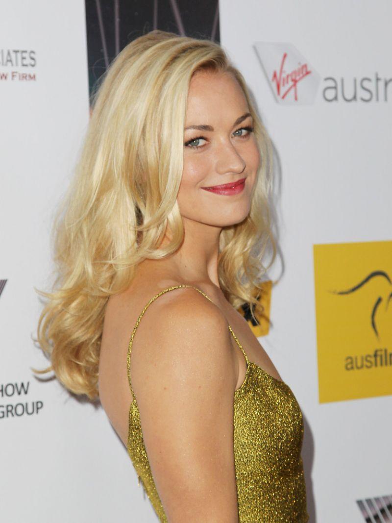 Yvonne Strahovski Red Carpet Photos - 2Nd Annual Australians In Film Awards Gala In -6618