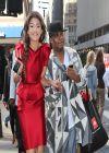 Zendaya Coleman Street Style - in New York, October 15, 2013