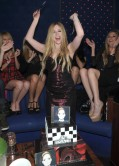 Avril Lavigne - at her Album Release Party
